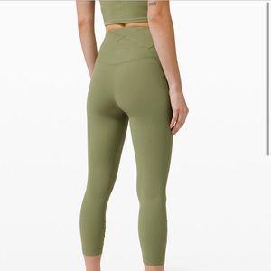 Lululemon Nufold align leggings